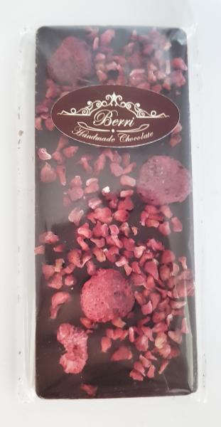 Mini-ciocolata artizanala neagra / cu lapte si fructe [1]