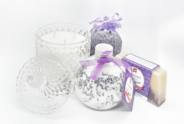 Set cadou Nature of Joy Lavanda [1]