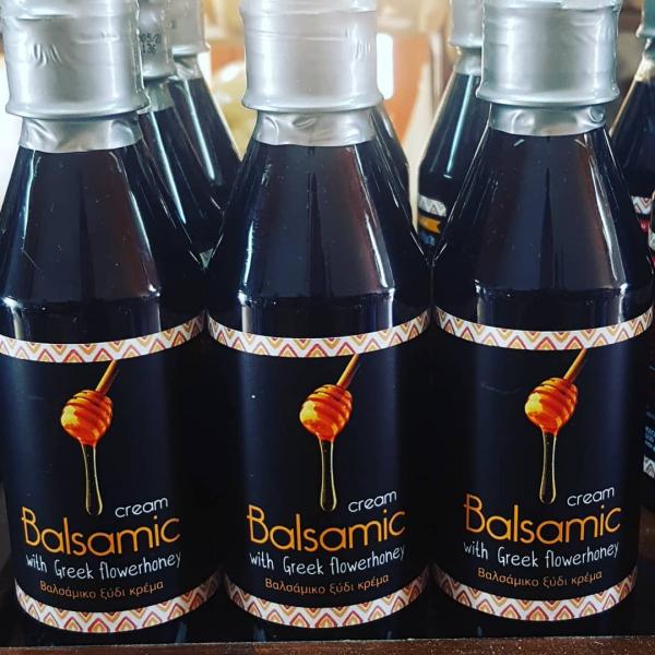 Crema balsamica cu miere greceasca [1]