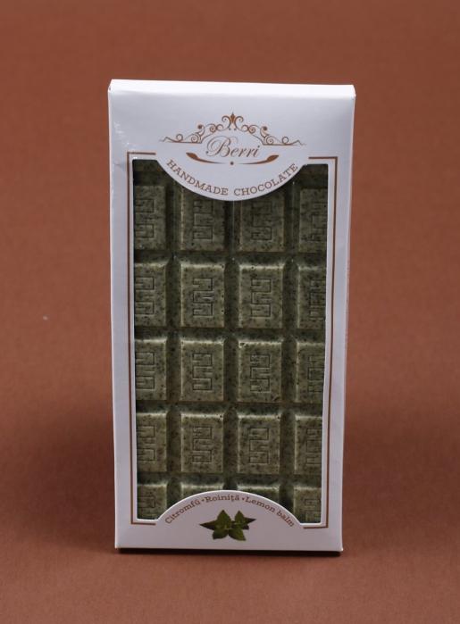 Ciocolata artizanala alba cu ROINITA (LAMAITA) [2]