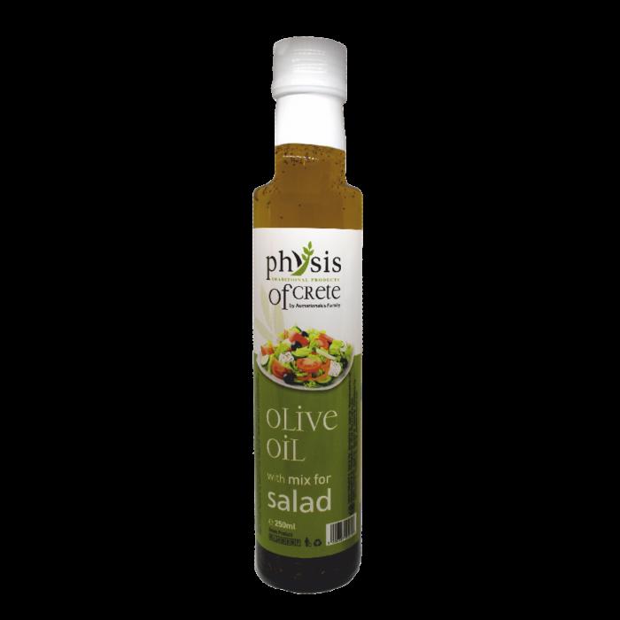 PHYSIS OF CRETE ulei de masline extravirgin cu mix ierburi pentru salata [0]