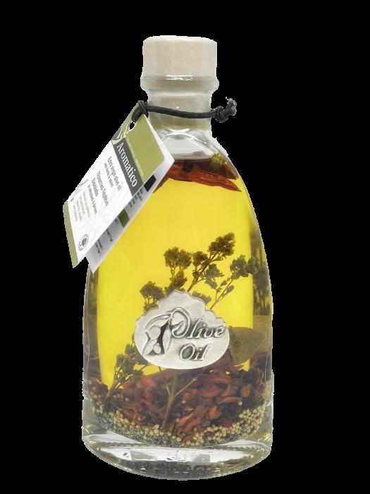 Ulei de masline aromatic cu ierburi si condimente naturale LINEA [0]
