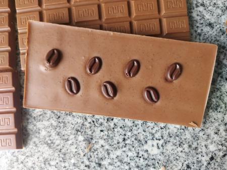 Ciocolata artizanala cu cafea din Kenya [2]