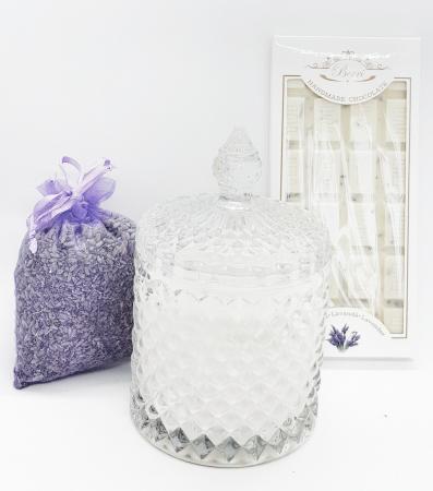 Set cadou Lavender Sweet Candle [1]