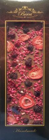 Ciocolata artizanala cu lapte si fructe liofilizate [0]