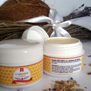 Crema naturala pentru zile reci cu galbenele & laptisor de matca [1]