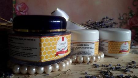 Crema naturala Reparatoare maini cu ceara de albine [2]