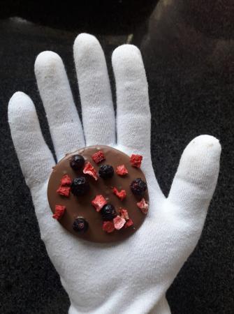 Pachet platou BERRI CHOCOLATE [1]