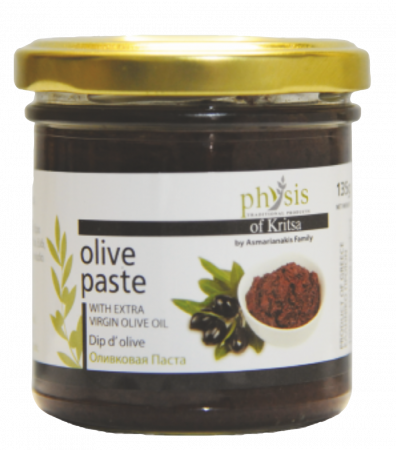Pasta de masline kalamata- specialitate greceasca 100% naturala [0]