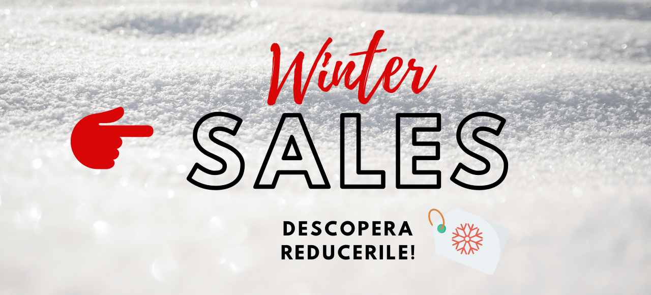 Banner WINTER SALES