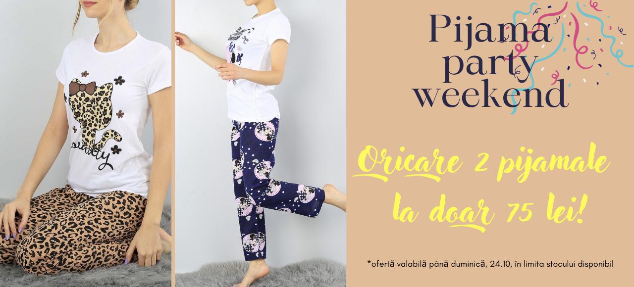 Promo pijamale