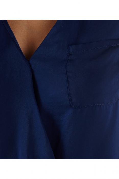 Bluza Camaieu V-neck petrecuta 2