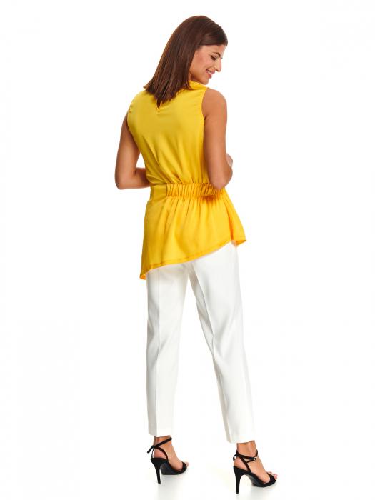 Bluza office fara maneci Yellow Dream [2]