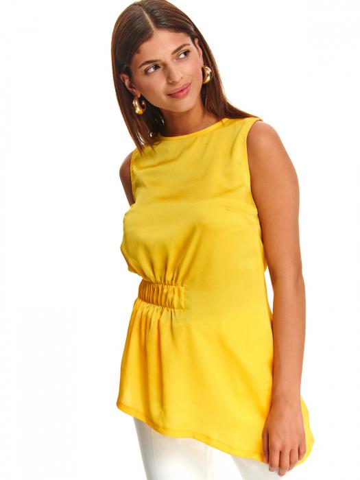 Bluza office fara maneci Yellow Dream [0]