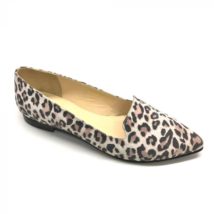 Loafers dama din piele naturala Wild Merry,39 0