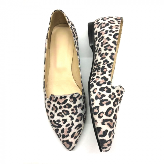 Loafers dama din piele naturala Wild Merry,39 1