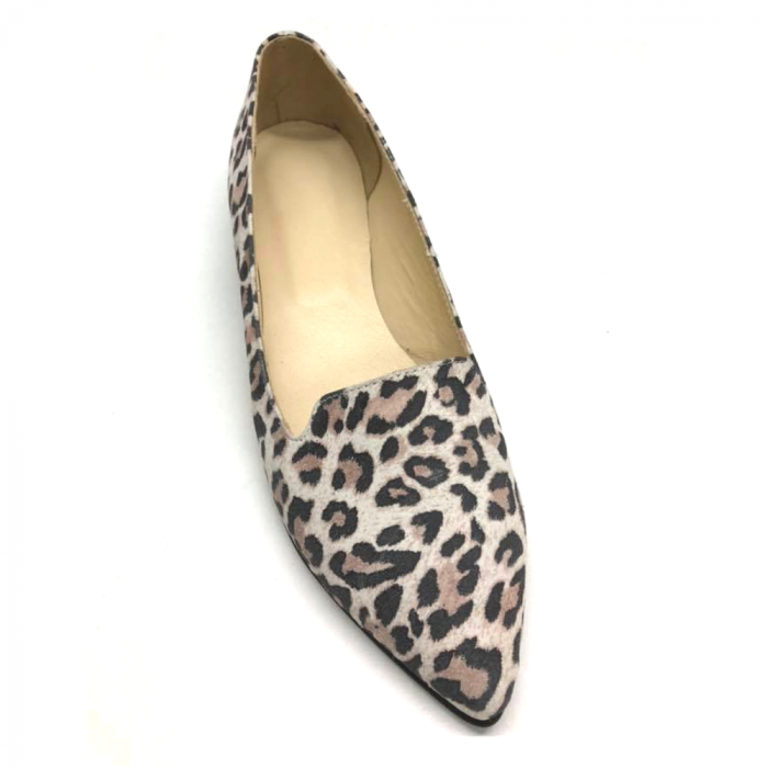 Loafers dama din piele naturala Wild Merry,39 2