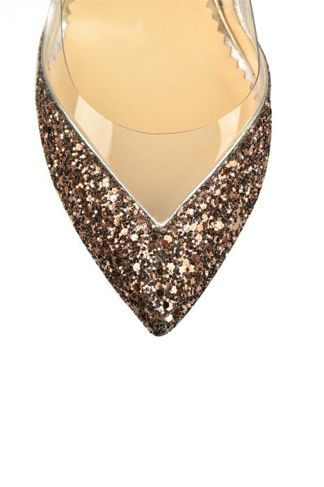 Pantofi Mihai Albu Glitter Andalusite Stealth