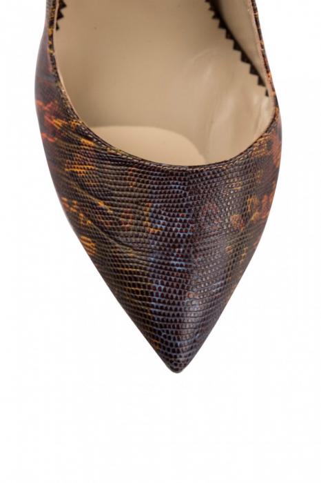 Pantofi Mihai Albu din piele texturata 3