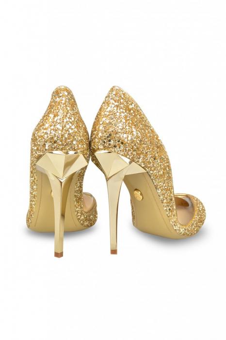 Pantofi Mihai Albu Glitter Sapphire Stealth 2