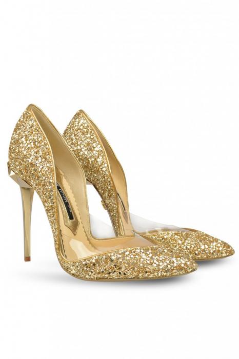 Pantofi Mihai Albu Glitter Sapphire Stealth 1