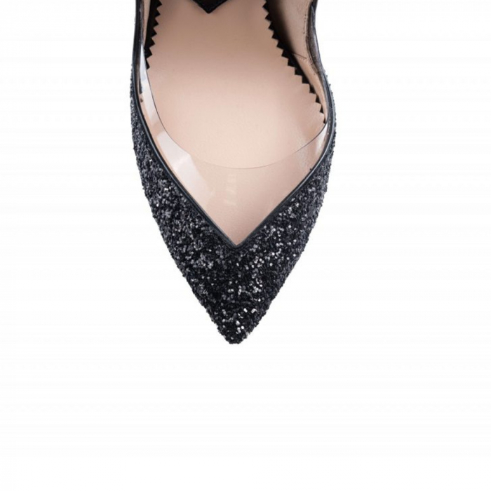 Pantofi Mihai Albu Glitter Onyx Stealth [3]