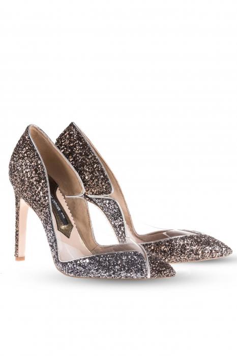 Pantofi Mihai Albu Andalusite Glam Pumps 1