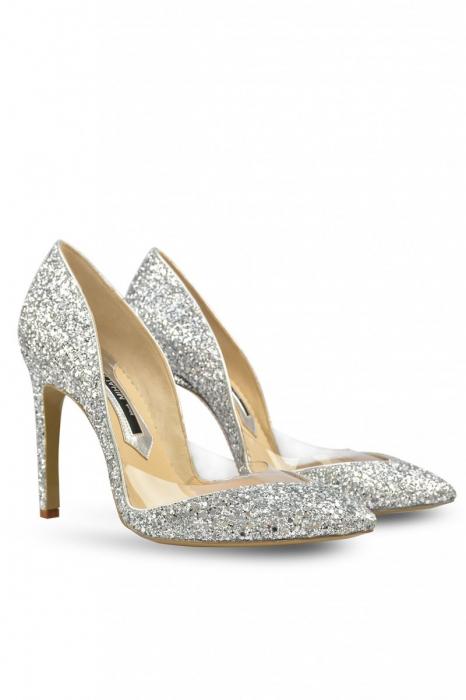 Pantofi Mihai Albu Diamond Glamour Pumps 1