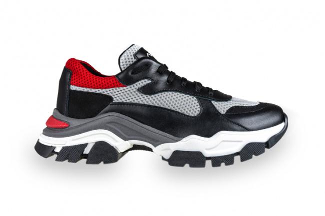 Sneakersi Mihai Albu Raven 0