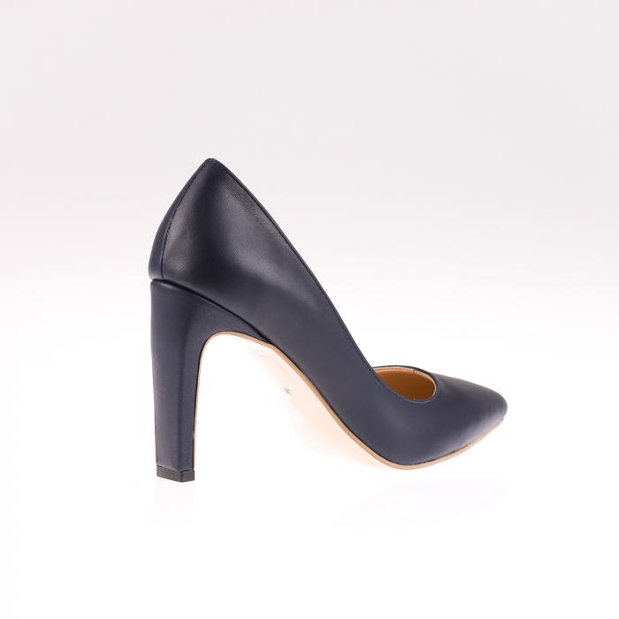 Pantofi stiletto din piele naturala Black Box 2