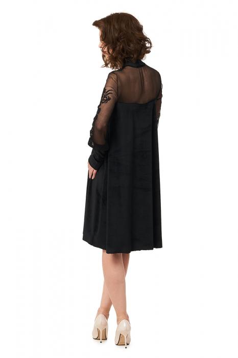 Rochie eleganta din catifea Teona 2