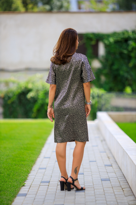 Rochie eleganta midi Eva [3]