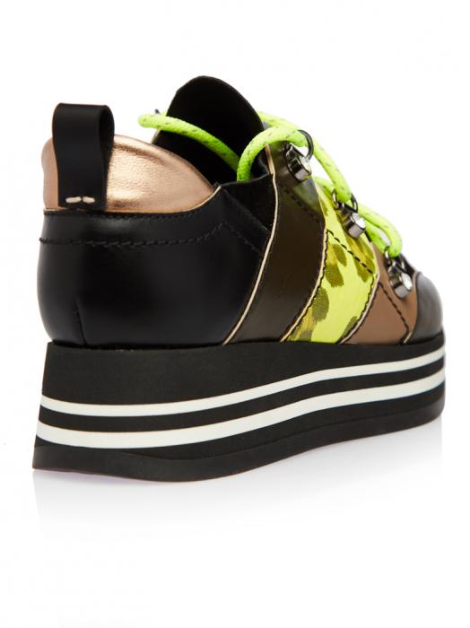 Sneakersi dama din piele naturala Alice 2