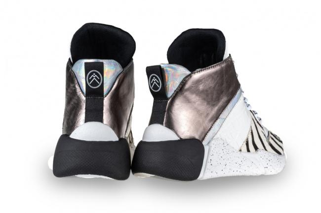Sneakersi Mihai Albu Patch 1