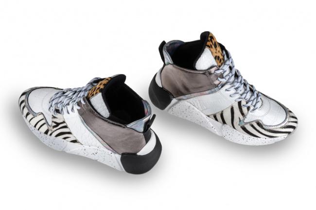 Sneakersi Mihai Albu Patch 3