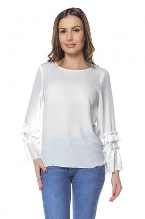 Bluza dama din vascoza White B123 [0]