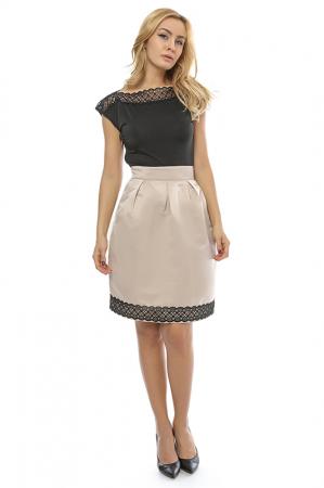Rochie eleganta cu dantela brodata RO1450