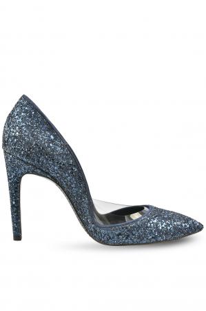 Pantofi Mihai Albu Azurite Glamour Pumps0
