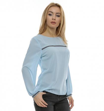 Bluza cu aplicatie multicolora B971