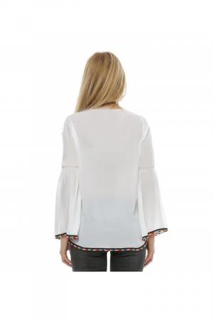 Bluza cu maneca clopot B96, XL2