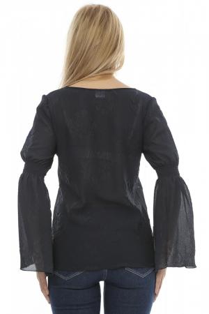 Bluza dama cu maneci evazate B922
