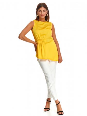 Bluza office fara maneci Yellow Dream [1]