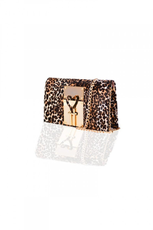 Clutch Mihai Albu Animal Print1