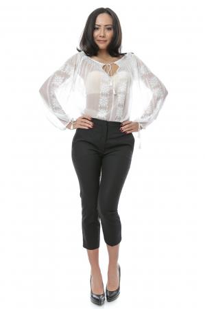 Pantaloni tip tigareta pentru femei1