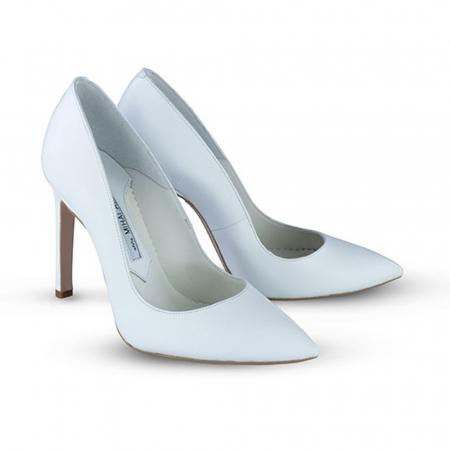 Pantofi Mihai Albu Classic Bride1