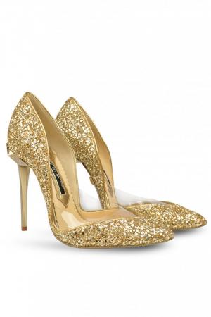 Pantofi Mihai Albu Glitter Sapphire Stealth1