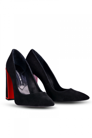 Pantofi Mihai Albu Red Night Vision1