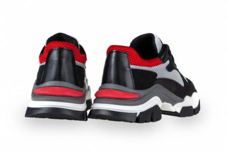 Sneakersi Mihai Albu Raven2