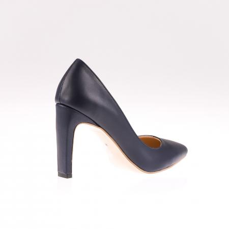 Pantofi stiletto din piele naturala Black Box2