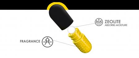 Capsule odorizante pentru incaltaminte Crep Protect2